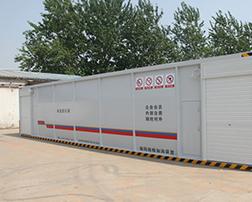 防爆撬装式加油站