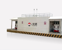 甲醇专用撬装加油站