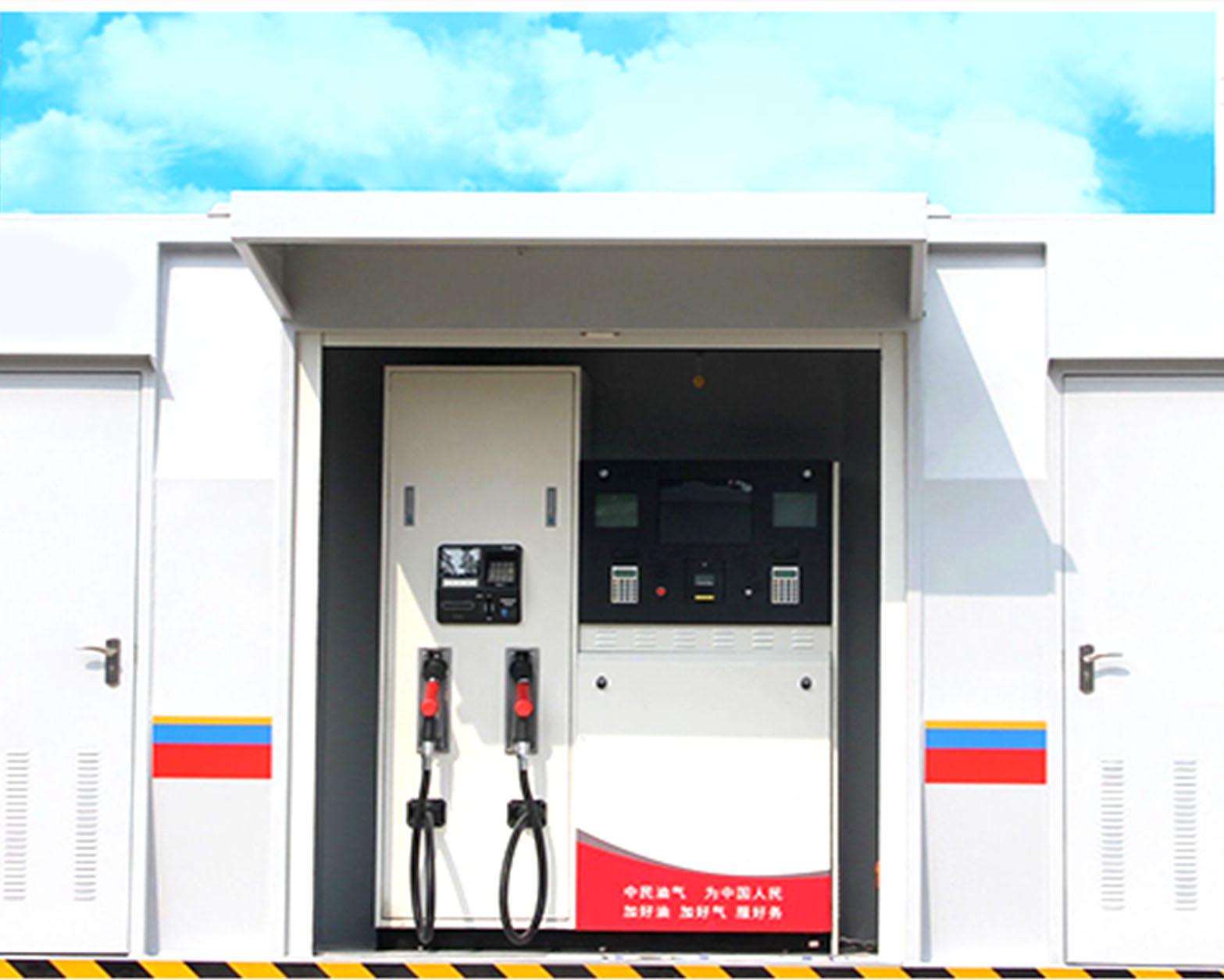 淮安加油站工程