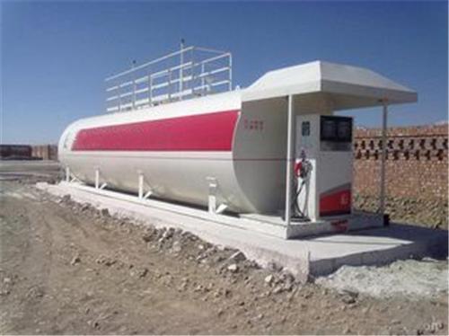 江苏中远撬装为大家介绍撬装式加油站与普通加油的区别有哪些?