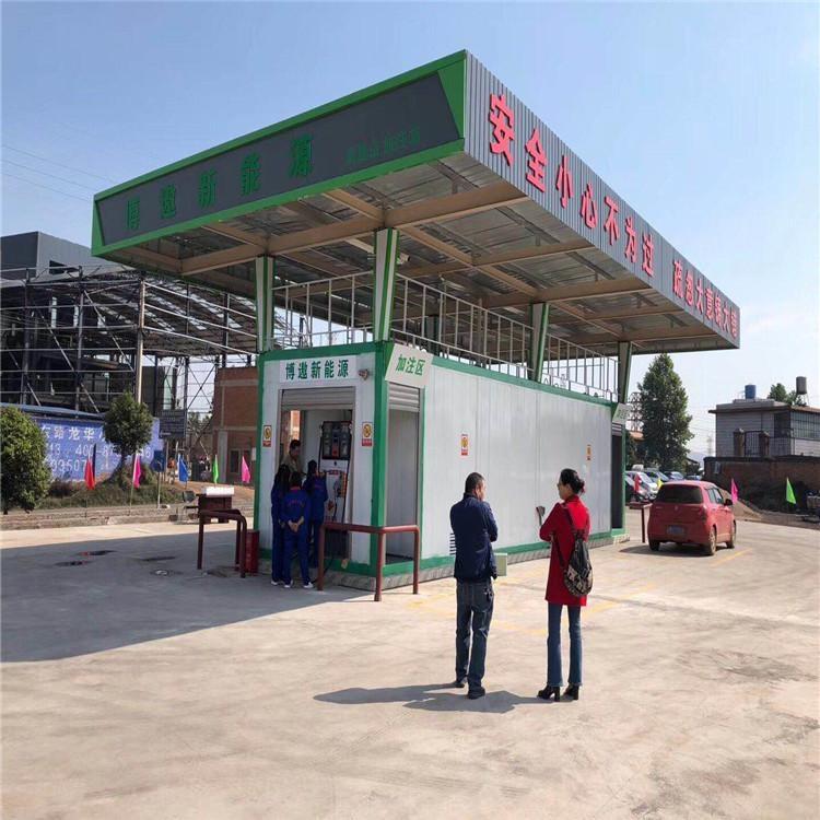 浅谈企业选择撬装式加油站的理由有哪些?